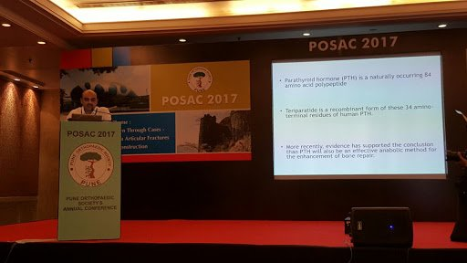 POSAC 2017|Dr. Saraf's Joints Clinic|Karve Road ,Pune